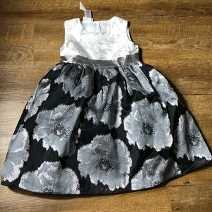 Little girls formal gown